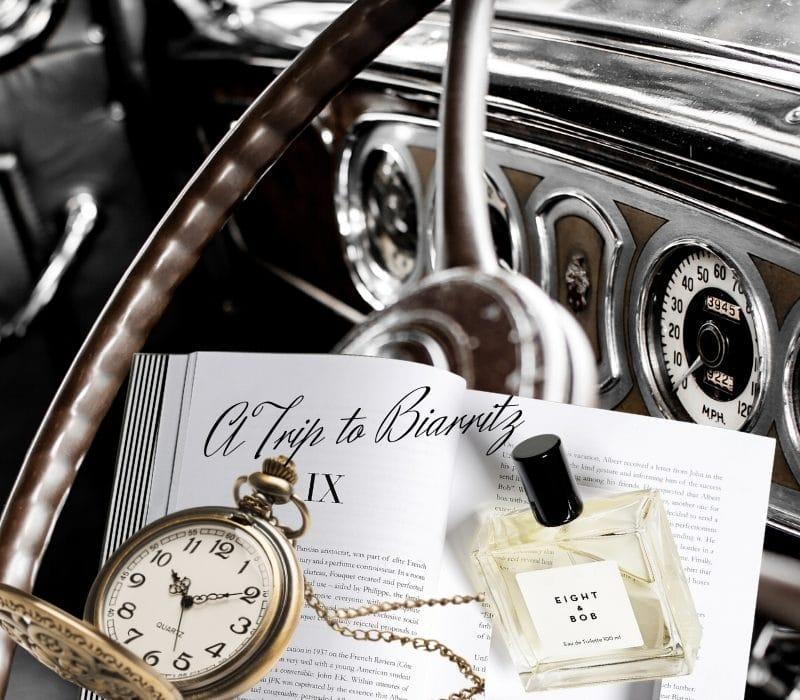 EIGHT & BOB – Legendäre Artistic Perfumes für Duftkenner