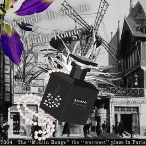 © Isabey Paris Lys Noir - Juwel der französischen Haute Parfumerie