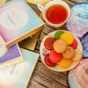 © KinGirls Maskenspaß - fluffig sweet wie Macarons