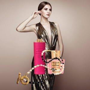 © ACQUA DI PARMA setzt mit seinen X-MAS-Editionen auf farbenfroh exklusive Geschenkevielfalt