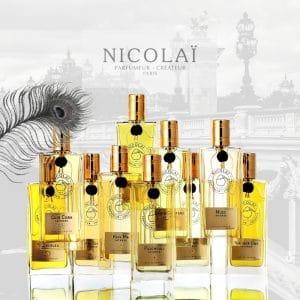 © Les Parfums de NICOLAÏ Intense Collection - rare Meisterwerke der Neuzeit