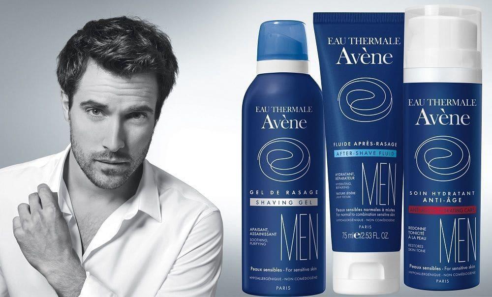 EAU THERMALE Avène MEN: Dermokosmetik für Männerhaut