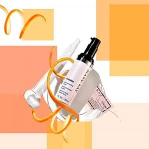 © MARY KAY TimeWise Vitamin C Activating Squares