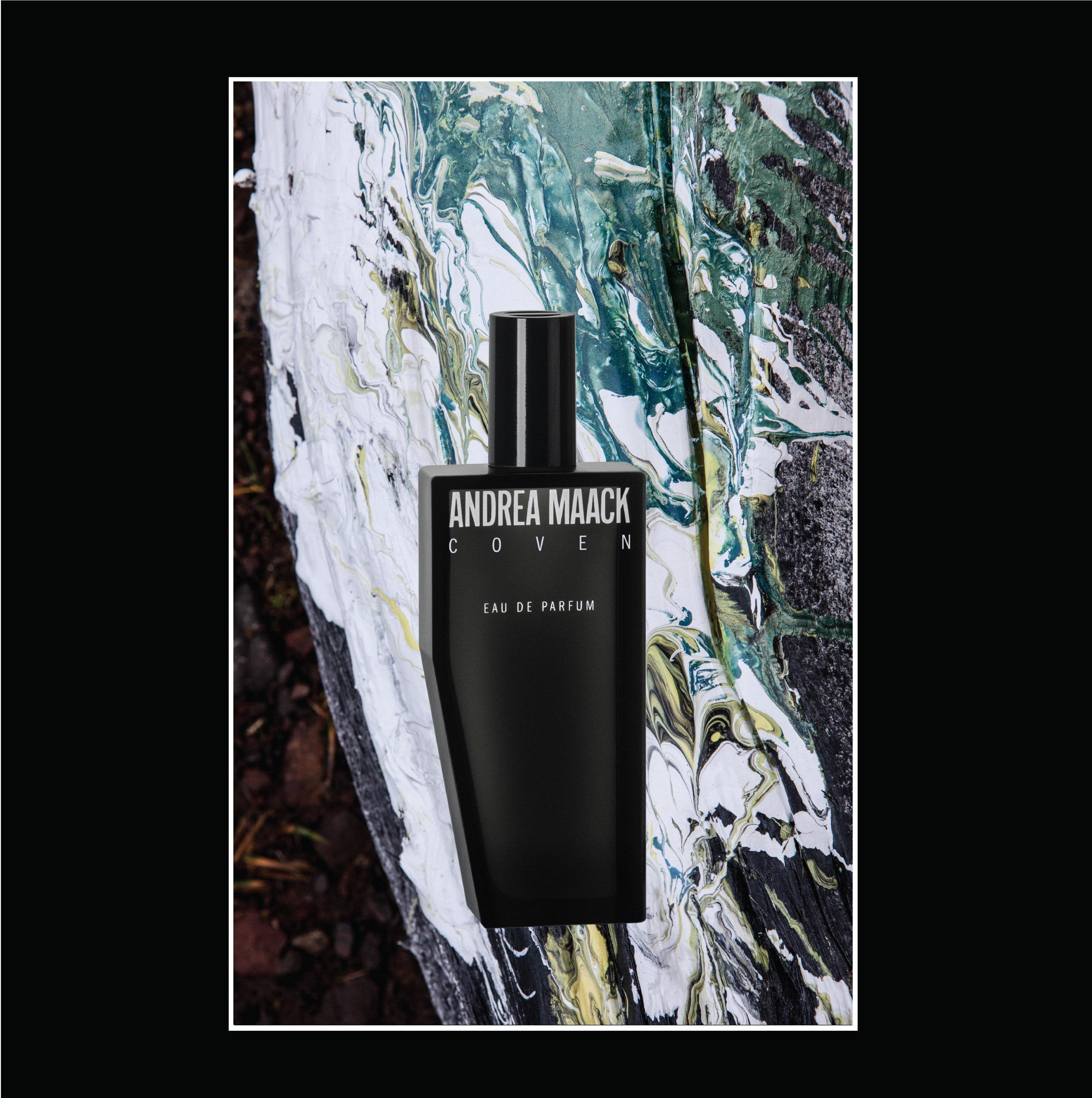 © ANDREA MAACK COVEN - erdiger und grün-metallischer Relaunch voller Magie und Mystik