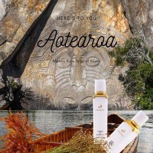 © Moana Organic Skincare - polynesische Premium-Naturkosmetik mit Bio-Siegel
