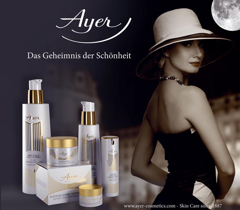 AYER Cosmetics – Vorreiter der modernen Ganzheitskosmetik