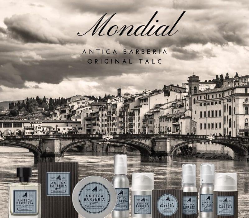 MONDIAL ANTICA BARBERIA – Luxus-Bartpflege aus Meisterhand