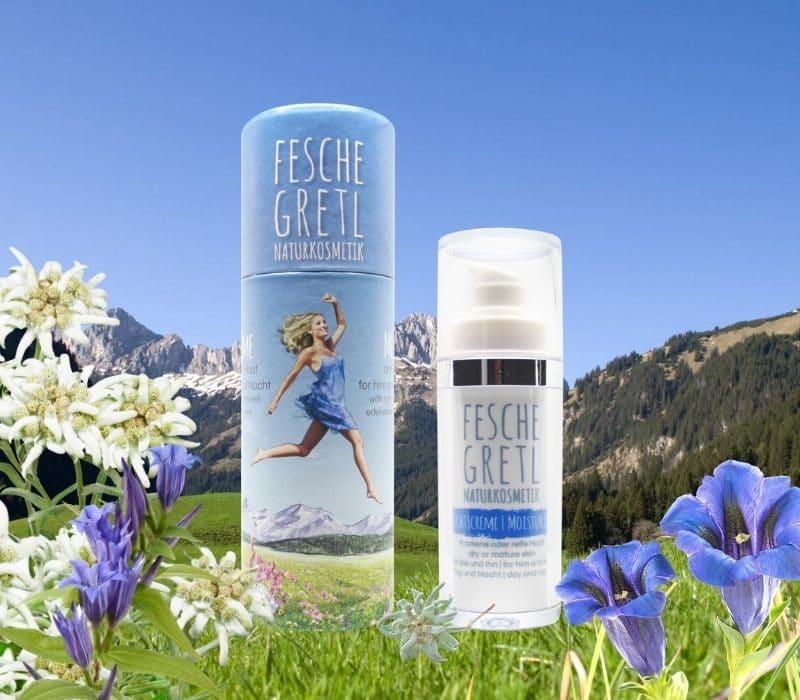 FESCHE GRETL Naturkosmetik – Frischer Almauftrieb aus Österreich
