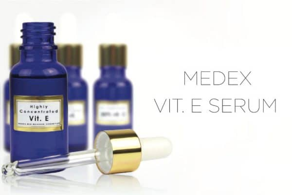 © MEDEX Bio Science Cosmetics PROFESSIONAL - Detox mit Highly Concentrated Vit. E