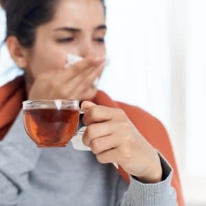 Schnupfen, Husten, Heiserkeit - wenn die Immunabwehr versagt