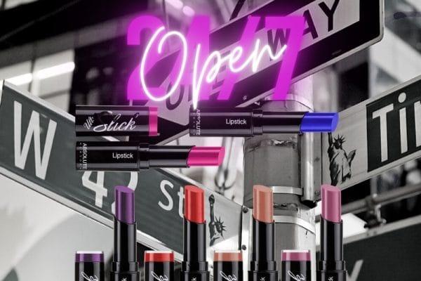 © ABSOLUTE NEW YORK - urbane Streetwear goes Make-up-Fashion