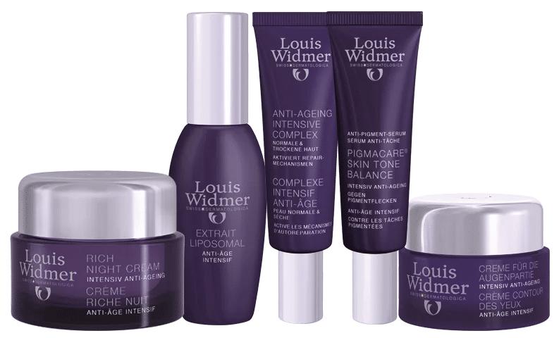 © Louis Widmer Swiss Dermatologica - Intensiv Anti-Ageing für empfindliche Haut