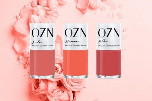 © OZN - Münchner Newcomer-Marke für vegane und 7 Free-Nagellacke in faszinierender Farbpalette