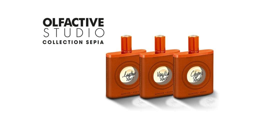 © Olfactive Studio Sepia Collection