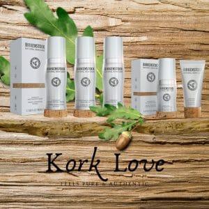 © BIRKENSTOCK Natural Skin Care - vegane Relax-Kosmetik mit mediterranem Eichenrindenextrakt Suberin