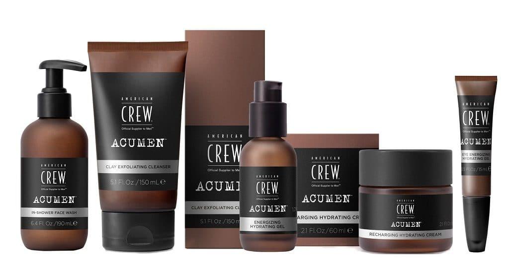 © AMERICAN CREW ACUMEN - 15 funktionale Styling- und Pflegeprodukte für das tägliche Beauty-Ritual