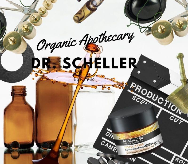 DR. SCHELLER NATURAL & EFFECTIVE – Naturwunder aus der Organic-Apotheke