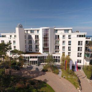 © Strandhotel-Ostsee.de - 4* Superior-Perle mit Meerblick