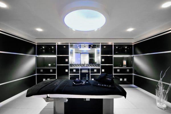 © NIANCE Men - Schweizer Luxus-Spa-Konzept mit reinstem Gletscherwasser