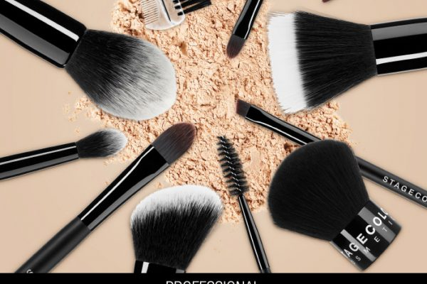 © STAGECOLOR Brush Collection in Profiqualität
