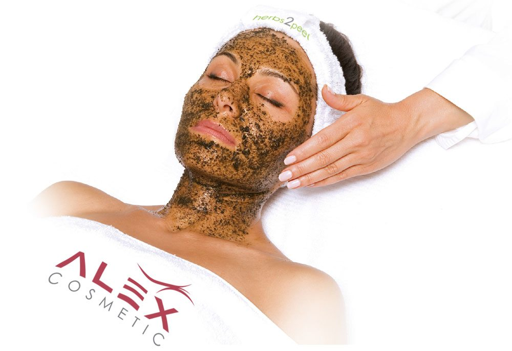 Alex Cosmetic herbs2peel – Pflanzliche Beauty-Peelings fürs Institut