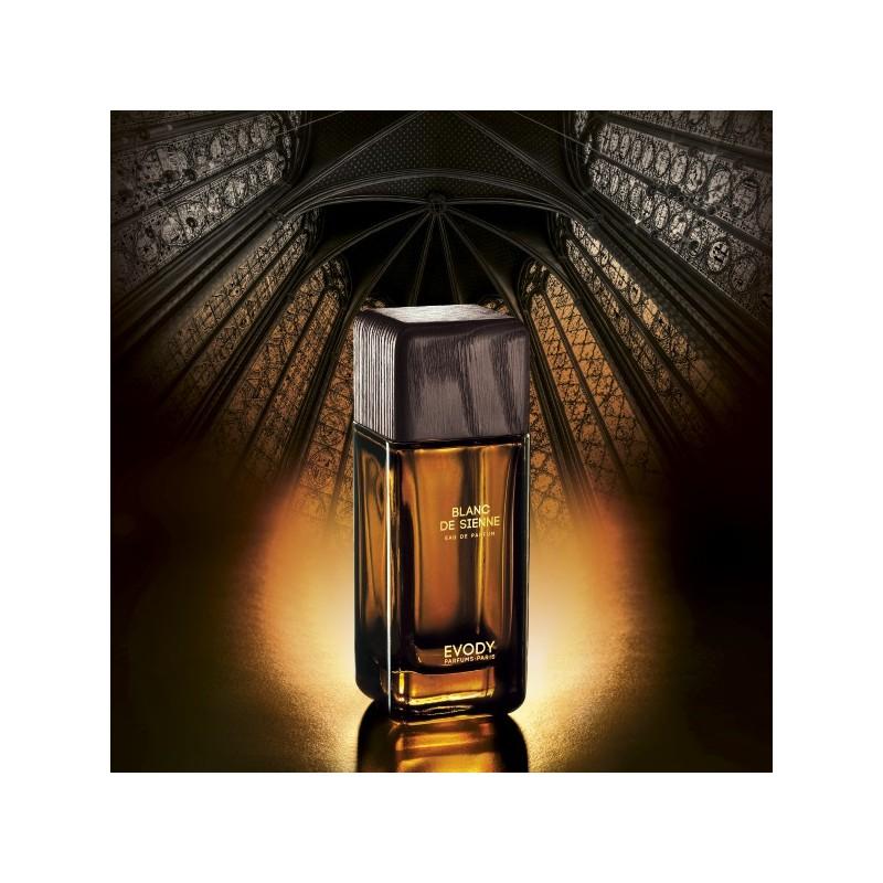© EVODY Parfums Paris Collection d'Ailleurs Blanc de Sienne