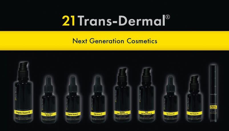 21 Trans-Dermal – Next Level-Hautpflege mit Klimaschutz