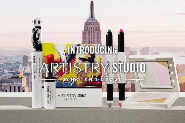 © ARTISTRY STUDIO NYC Edition - funktionale Key-Pieces im künstlerisch anspruchsvollen Graffiti-Design