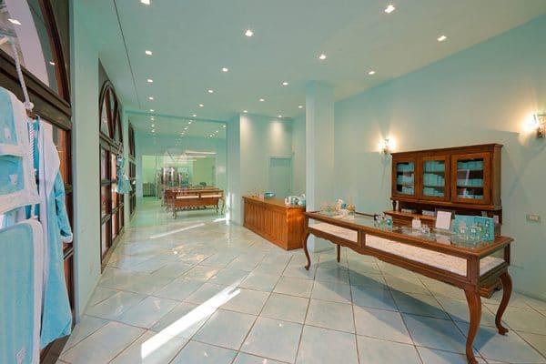 © ACQUA DELL'ELBA Flagshipstore und Showroom in Marciana Marina