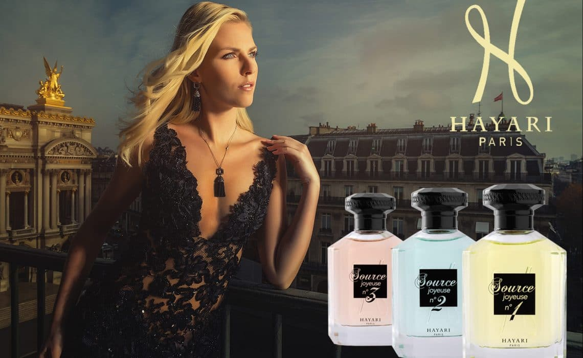 HAYARI Perfumes Paris – Die Eaux Sources-Trilogie und das Toile de Jouy