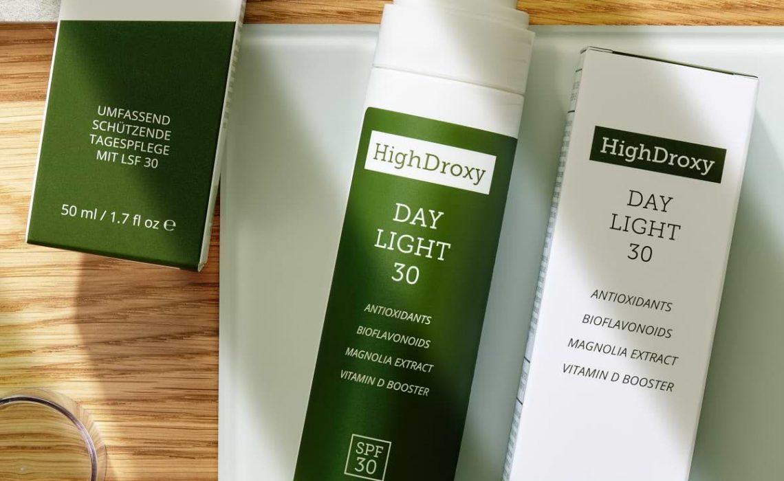 HighDroxy – Vegane Seidenpeptide und kostbare Pflanzenfülle