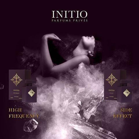 © INITIO Parfums Privés CARNAL BLENDS