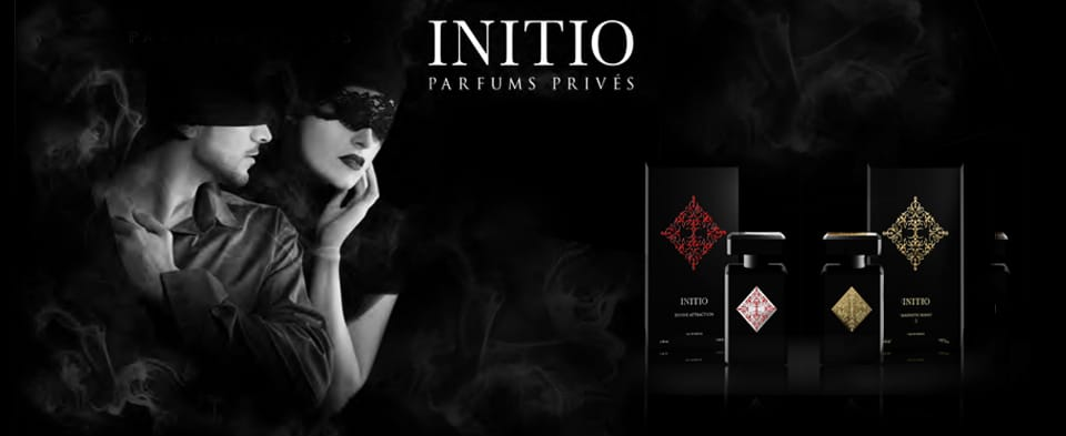 © INITIO Parfums Privés THE ABSOLUTES & MAGNETIC BLENDS