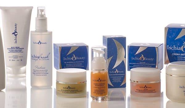 © Ischia Beauty Mediterranean Skin Care - zertifizierte Kosmetik aus Ischias schwefel- und radioaktiver Thermalquelle Le Querce
