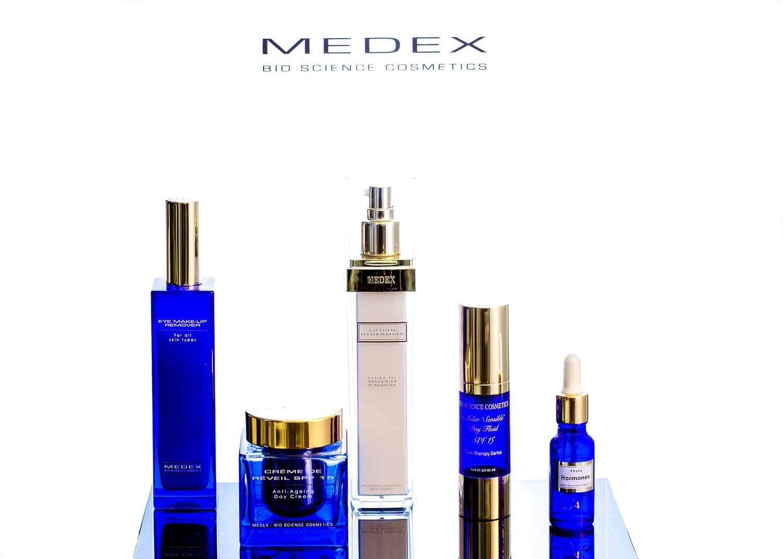 © MEDEX Bio Science Cosmetics PROFESSIONAL - Liposomen-Power im Luxustiegel