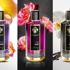 © MANCERA Fragrances Confidential Collection - opulente Kompositionen mit Vanille und Kristallmoschus im Zeichen der Irisblüte