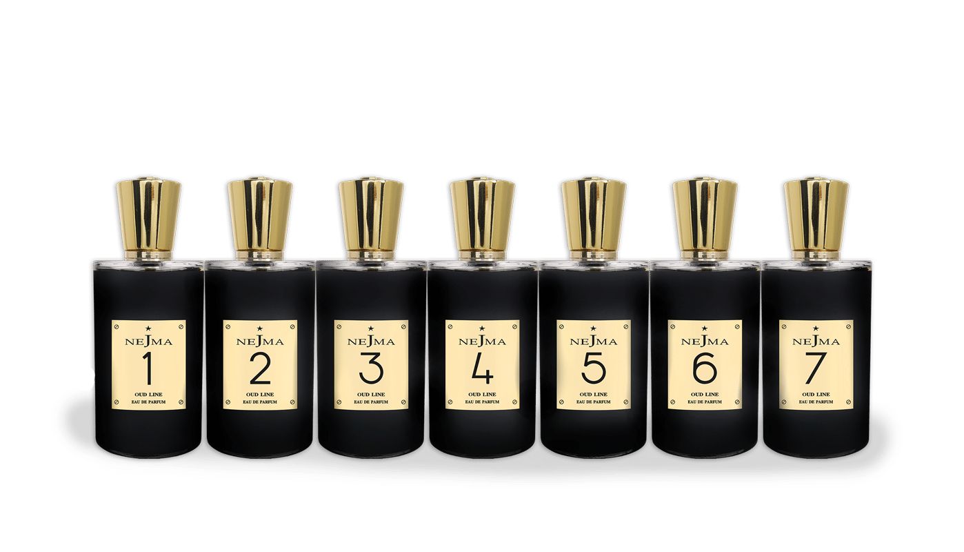 © NEJMA Perfumes Oudline Collection