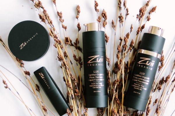 © ZUII ORGANIC LUX - Premium-Make-up-Kollektion mit Anti-Pollution-Effekt