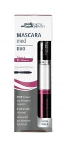 © medipharma cosmetics MASCARA med Duo-Box