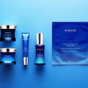 © PAYOT Paris BLUE TECHNI LISS - aktiver Blaulichtschutz und intakte Hautchronologie