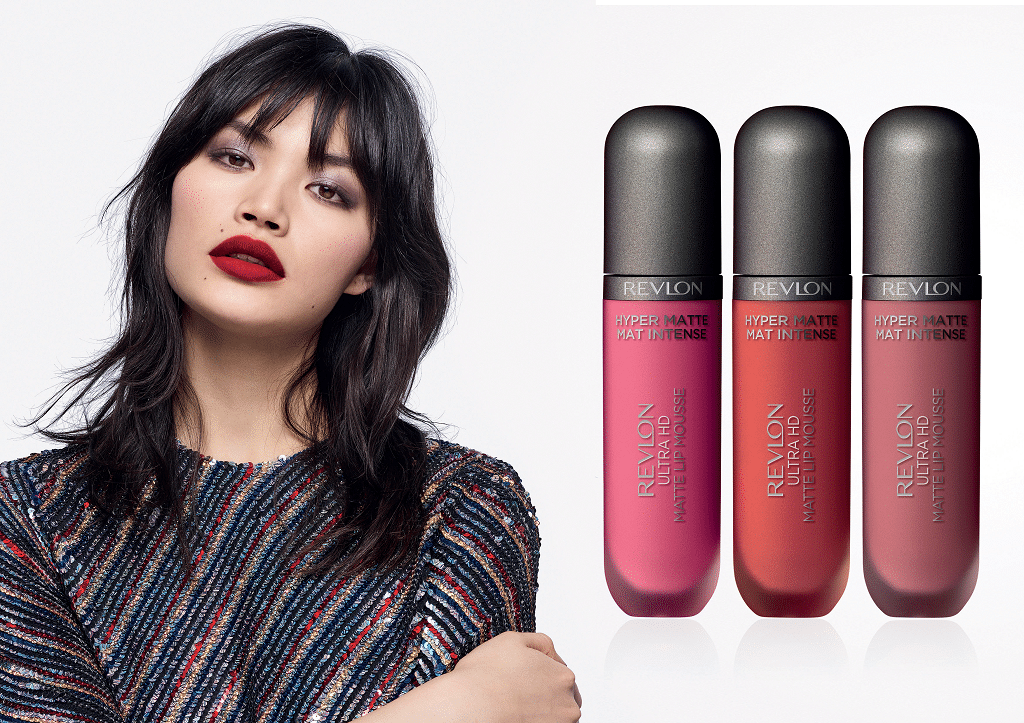 © REVLON Ultra HD Lip Mousse Hyper Matte