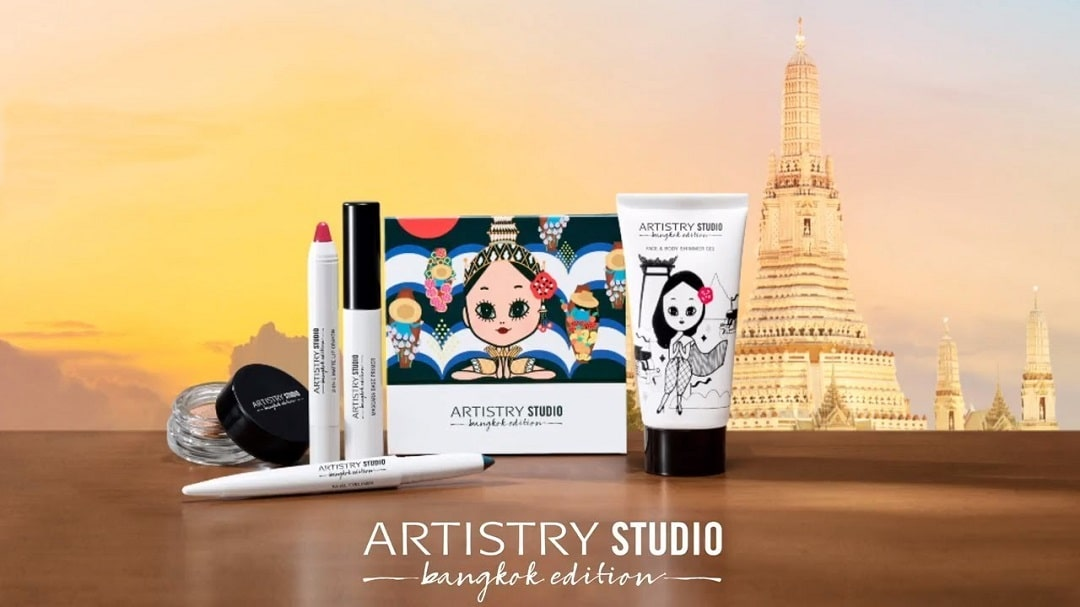 ARTISTRY STUDIO Bangkok Edition – Thailand-Impressionen im pop-bunten Manga-Design