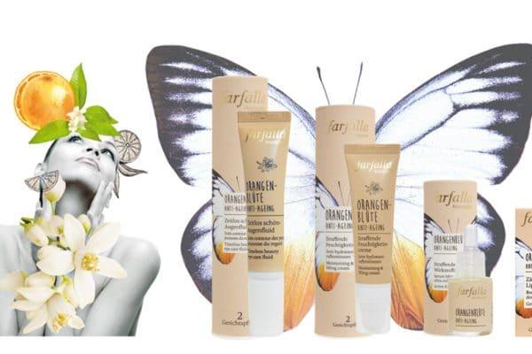 © farfalla Aromakosmetik - NATRUE-zertifizierte Natürlichkeit im Zeichen des Schmetterlings