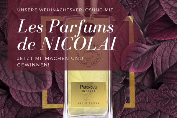 Unsere exklusive X-Mas-Verlosung mit Les Parfums de NICOLAÏ