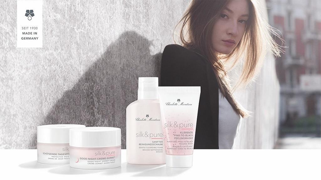 Charlotte Meentzen Silk & Pure – Natürlicher Photo-Schutz für junge Haut