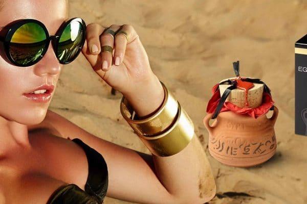 © Tana COSMETICS EGYPT-WONDER - das 80ies-Original in universeller Tonmineralien-Rezeptur