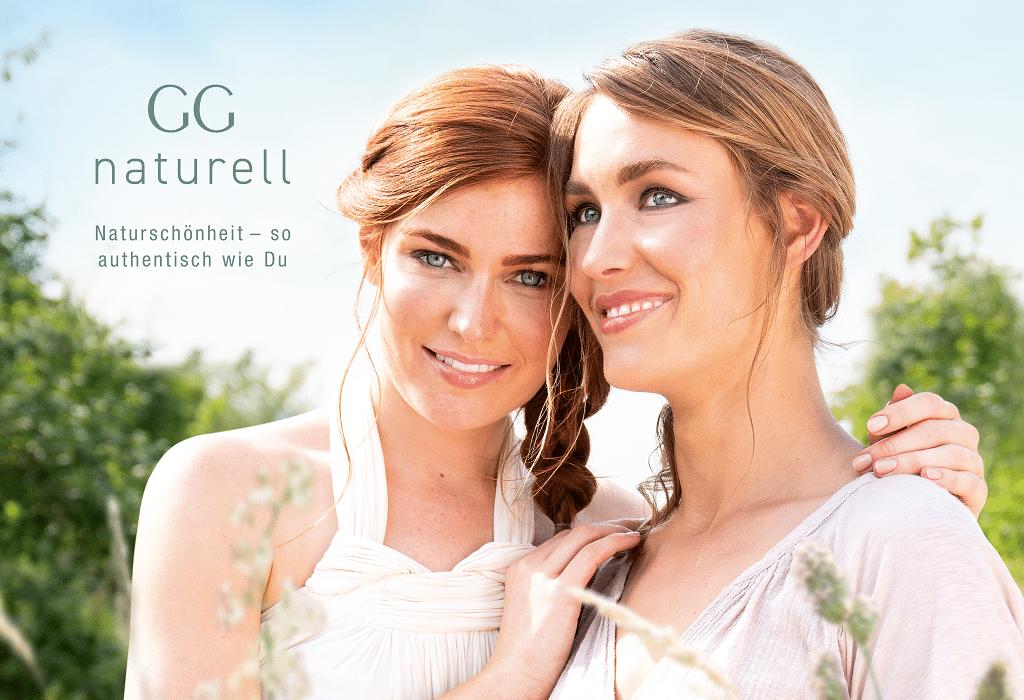 GG naturell: Natürliche Skin-Balance mit biologischer Dekorativkosmetik