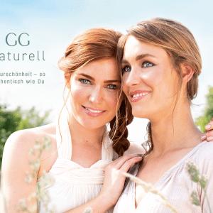© GG naturell - die neue natürlich korrigierende Make-up-Marke von Gertraud Gruber Kosmetik