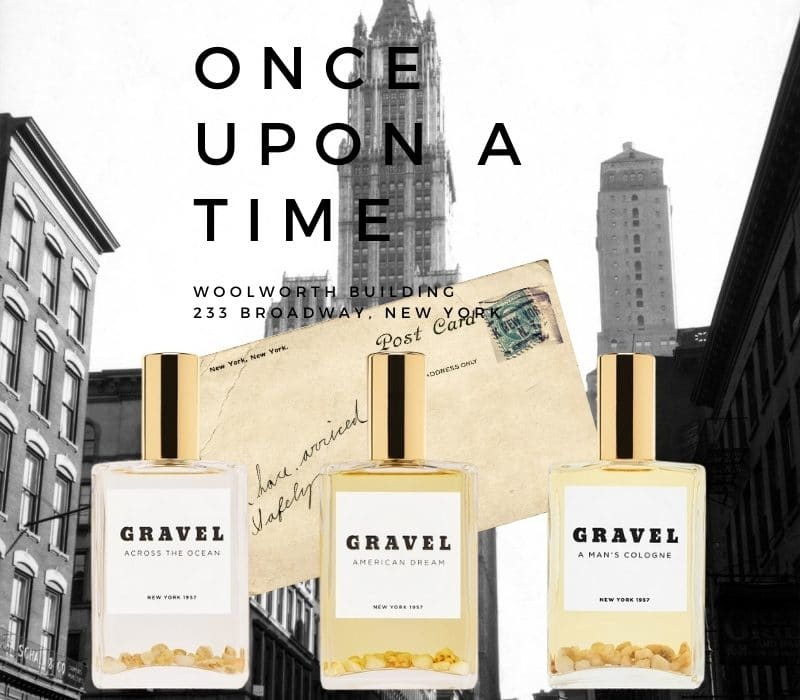 GRAVEL Fragrances – Verflüssigte American Dreams