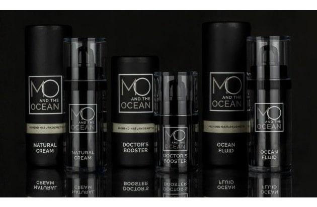 © MO AND THE OCEAN Skincare Kollektion